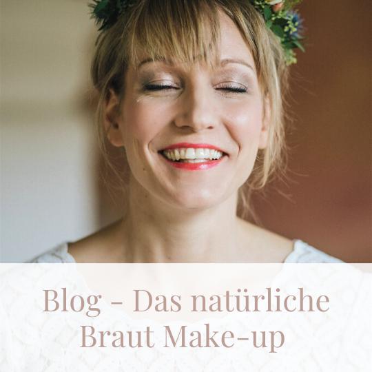 natürliches Braut Make-up München
