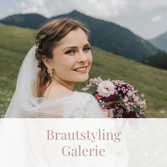 Brautstyling Bilder München