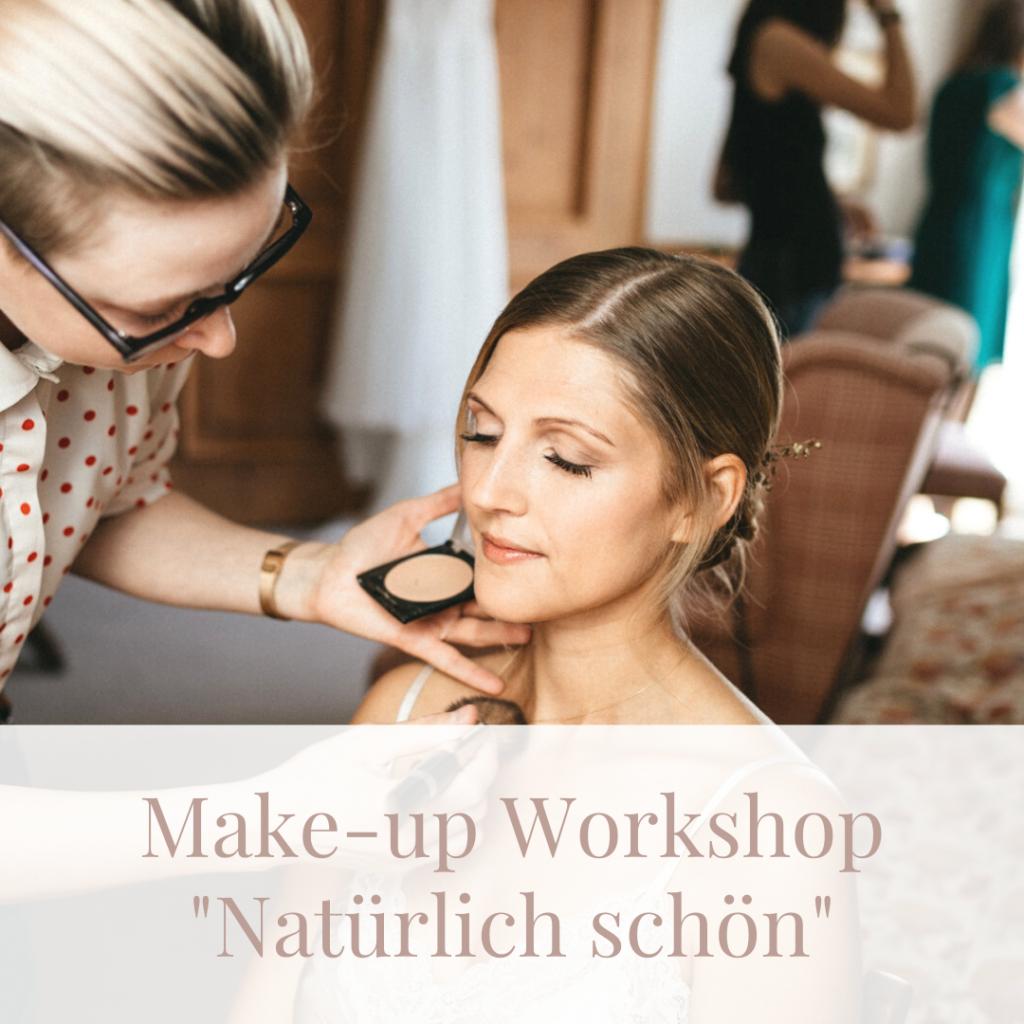 Make-up Workshop - natürlich schön